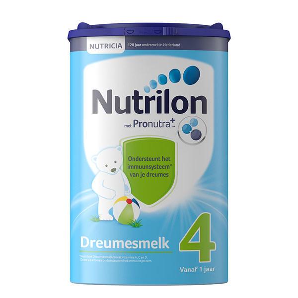 【6罐装】荷兰牛栏4段 1周岁以上婴幼儿奶粉800g *6罐(新老包装随机发货)