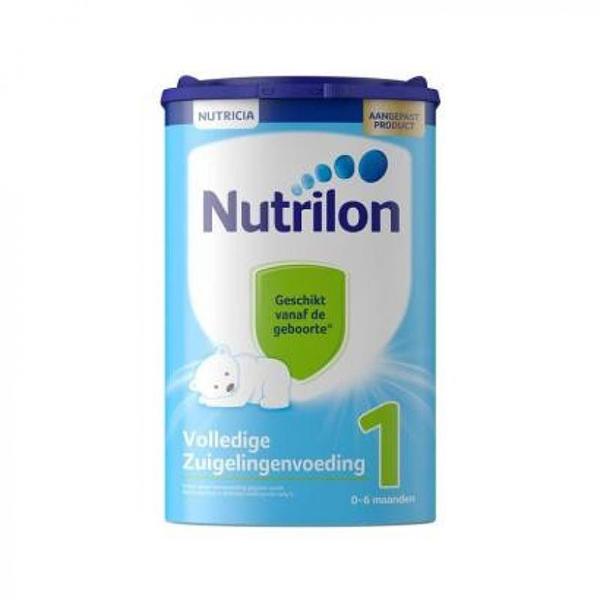 【6罐装】荷兰牛栏1段 0-6个月婴幼儿奶粉850g*6罐(新老包装随机发货)