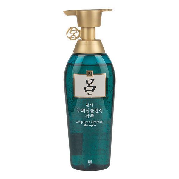 韩国爱茉莉绿吕洗发水400ml