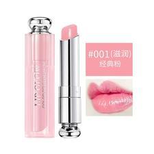 法国Dior迪奥粉漾诱惑变色润唇膏3.5g 经典粉#001