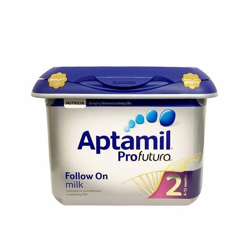 【2罐装】英国爱他美Aptamil白金版2段 800g*2罐