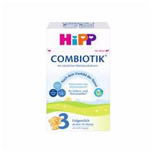 【2罐装】德国Hipp喜宝益生菌幼儿配方奶粉3段 10-12个月婴幼儿奶粉600g*2盒