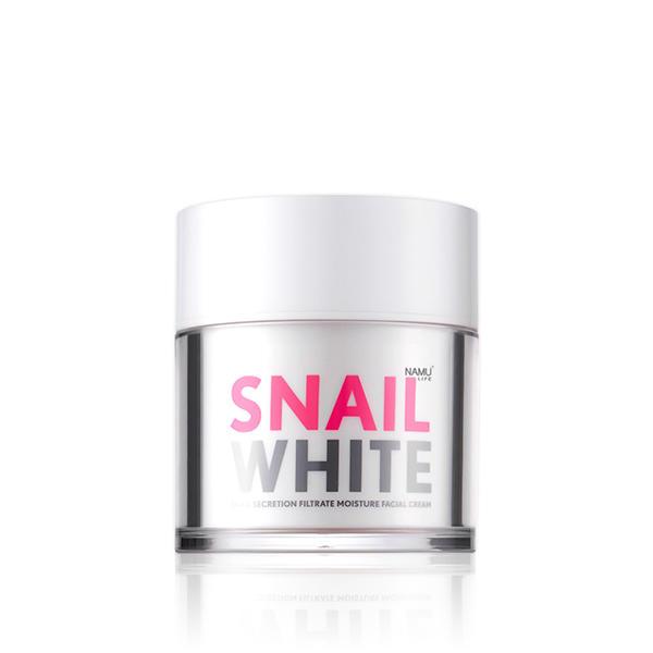 泰国 snail white 蜗牛霜30ml