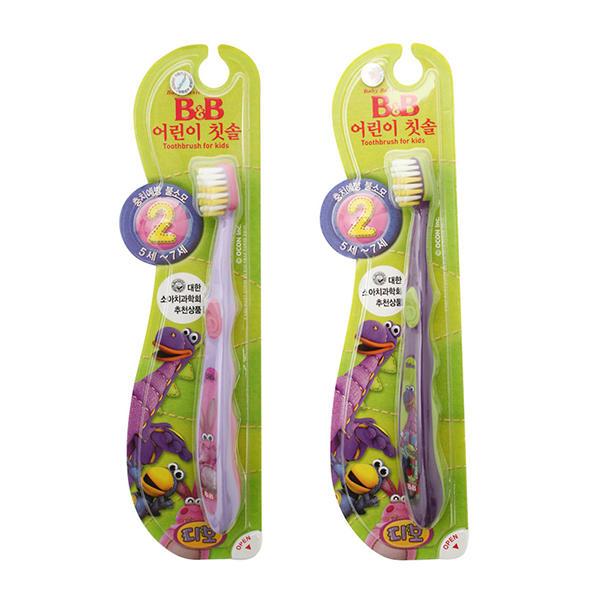 韩国BB儿童牙刷(5~7岁)1支