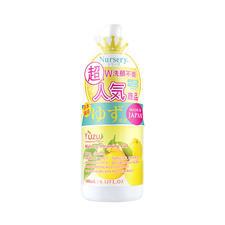 日本Nursery柚子温和清洁卸妆乳180ml