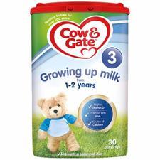 【2罐装】英国牛栏3段婴幼儿奶粉 1-2周岁宝宝奶粉800g*2罐(新老包装随机发货)