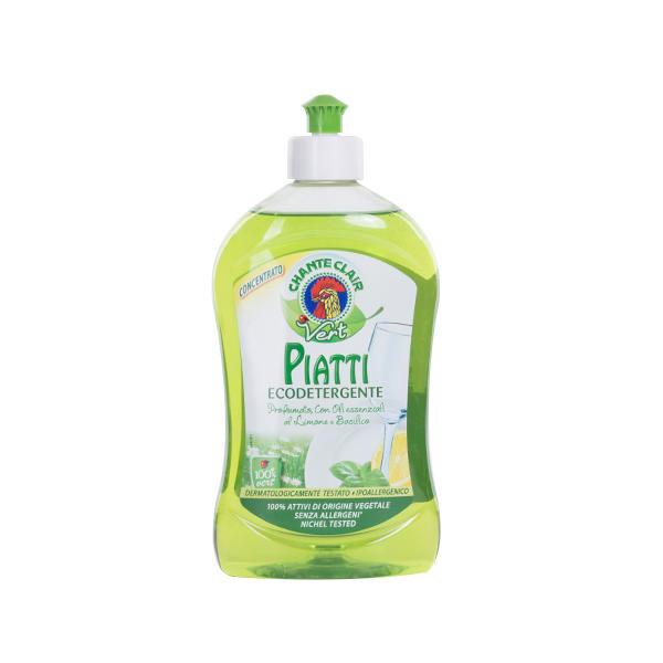意大利大公鸡管家柠檬浓缩洗洁精(天然植物配方型)500ml