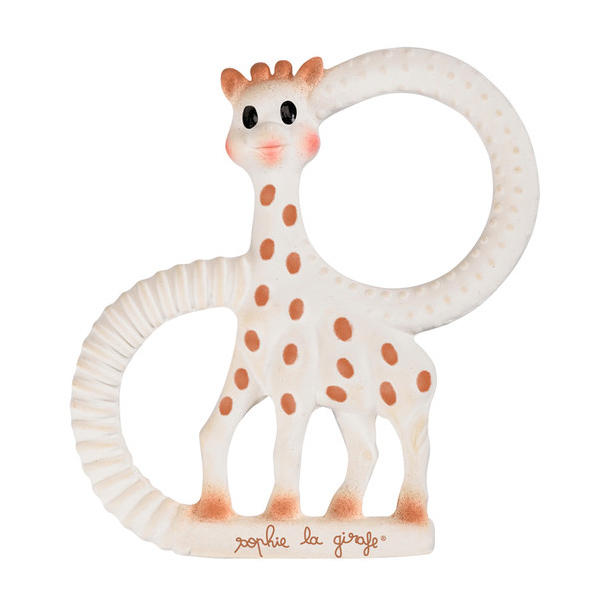 【清仓特惠】法国Sophie苏菲小鹿宝宝牙胶宝宝玩具【2021.05.01到期】