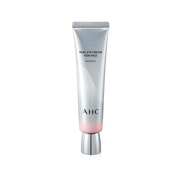 韩国AHC 7代眼霜30ml 银色