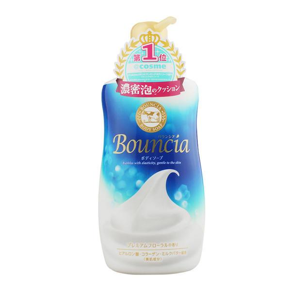 日本COW牛牌牛乳石碱牛奶香味沐浴露550ml