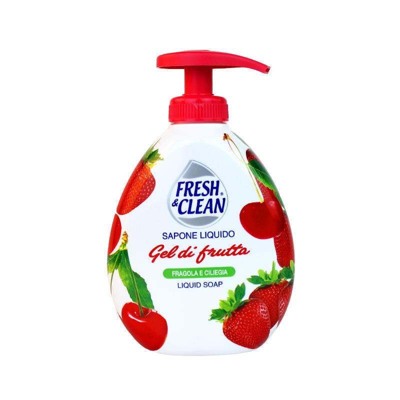 fresh宝宝纯天然消毒杀菌洗手液(草莓)