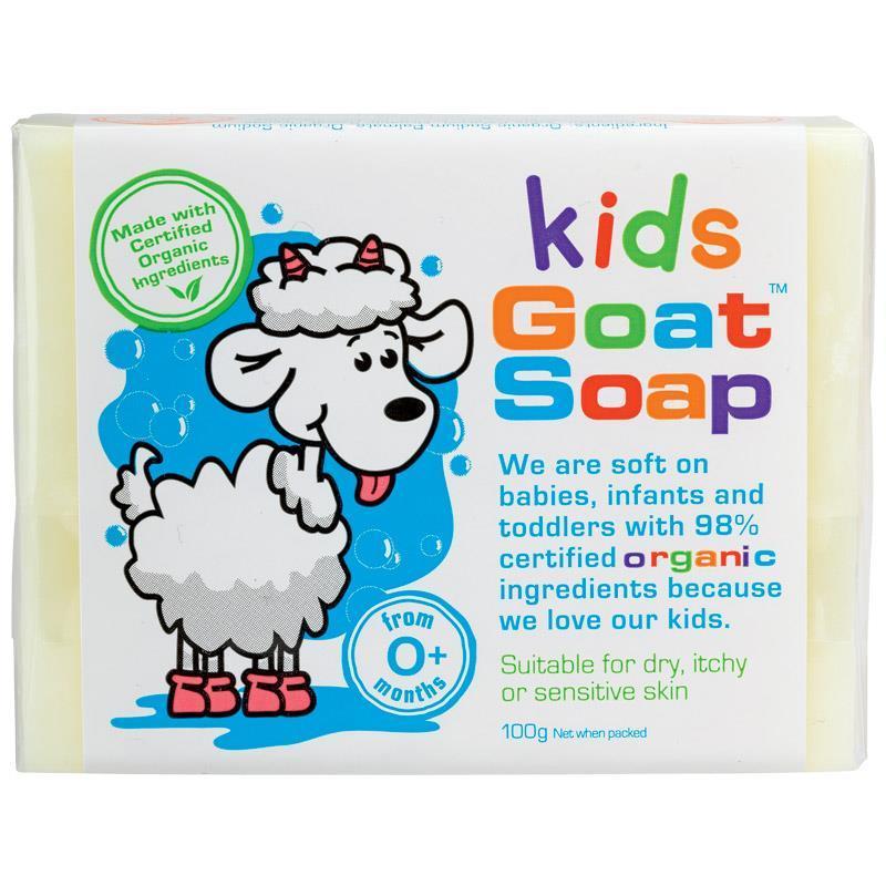 澳洲GoatSoap山羊奶Kids手工皂 儿童
