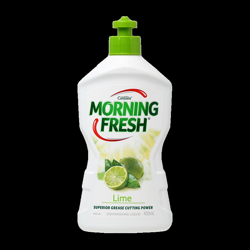 澳洲Morningfresh洗洁精青柠味400ml