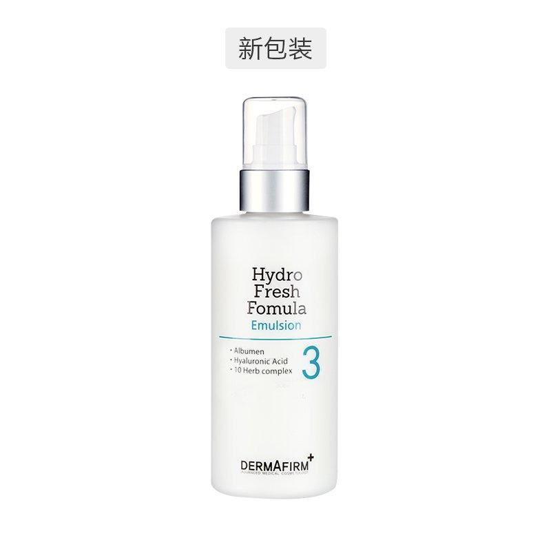 韩国 Dermafirm德妃平衡保湿乳液200ml(新老包装随机发货)