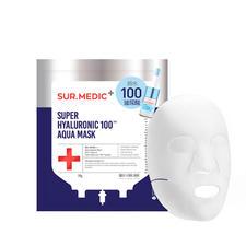 韩国sur.medic+超级玻尿酸100面膜10片/盒