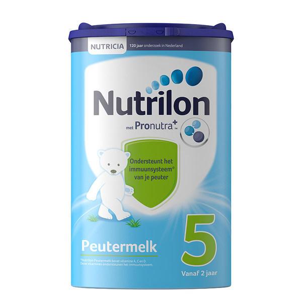【6罐装】荷兰牛栏5段 2周岁以上婴幼儿奶粉800g*6罐(新老包装随机发货)