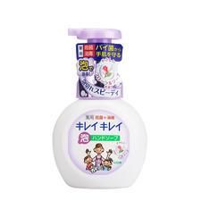 日本 狮王(Lion)儿童用全植物泡沫洗手液250ml 花香