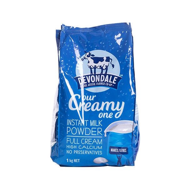 澳洲DEVONDALE德运奶粉全脂奶粉1kg