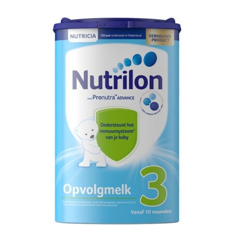 【6罐装】荷兰牛栏3段 10个月以上婴幼儿奶粉800g*6罐(新老包装随机发货)