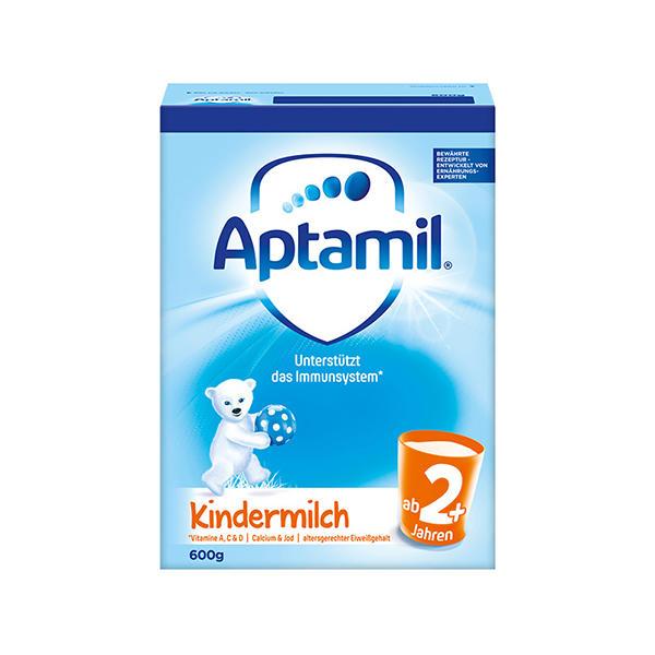 【6罐装】德国爱他美成长2+段奶粉 2岁以上婴幼儿配方奶粉 600g*6盒(新老包装随机发货)