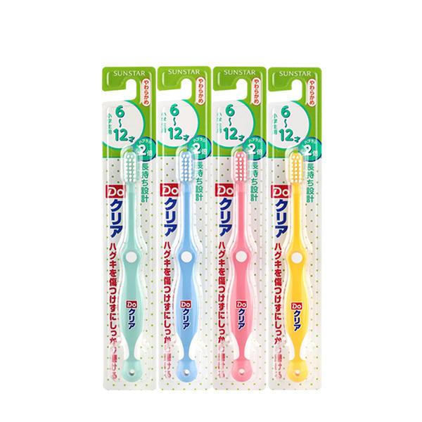 日本盛世达巧虎 儿童护齿牙刷 6-12岁【2020.05.01到期】