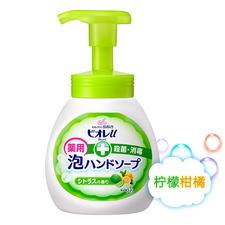 日本花王泡沫洗手液 柑橘香250ml
