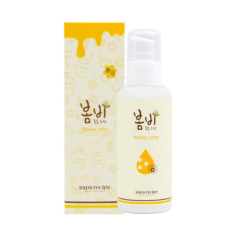 韩国春雨蜂蜜保湿乳液