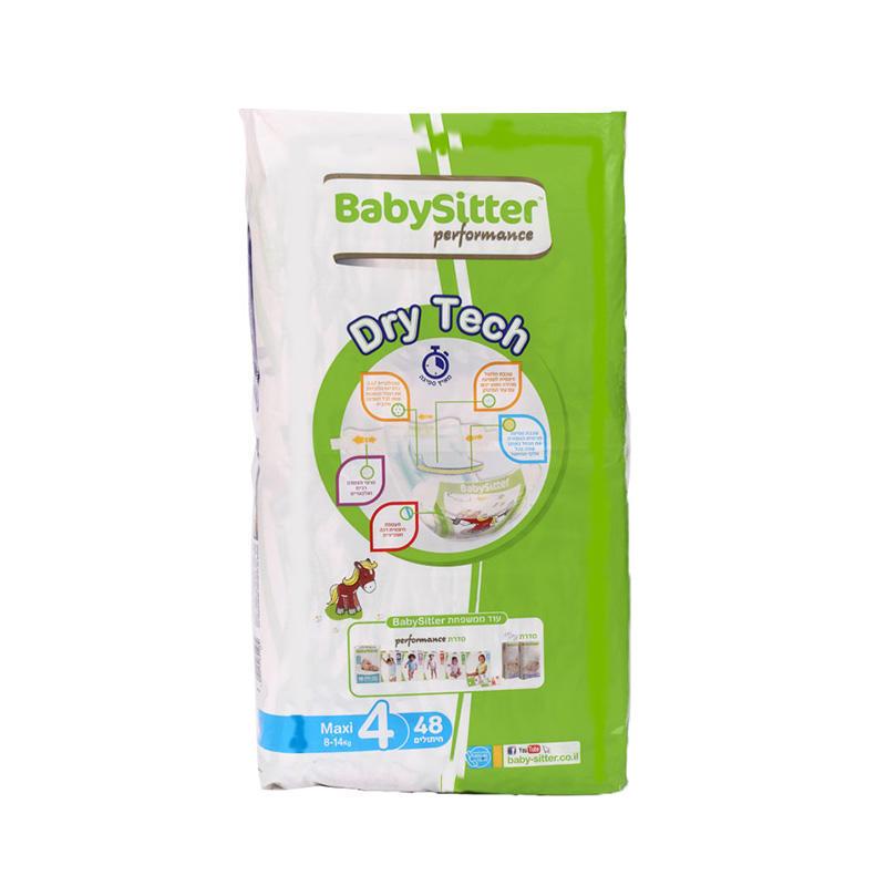 以色列贝贝思特(babysitter)湿纸巾(4包装)【请以实物为准】