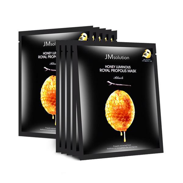 【2盒装】韩国JMsolution肌司研水光蜂蜜面膜10片*2盒