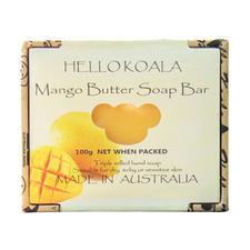 澳洲HELLO  KOALA芒果黄油手工皂100g