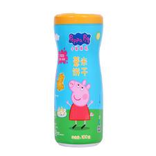 中国小猪佩奇(Peppa Pig) 卡通饼干100g 薏米饼干