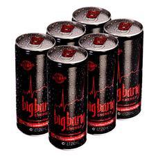 big bang嗨棒含气瓜拉纳复合果味饮料250ml