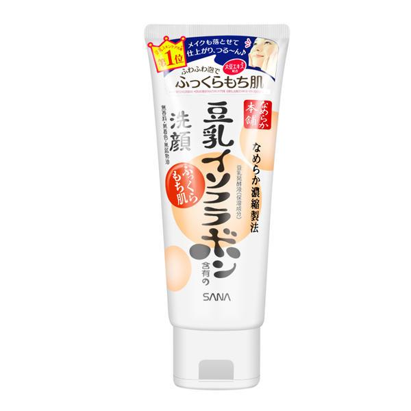 日本·莎娜豆乳女士泡沫洁面乳150g