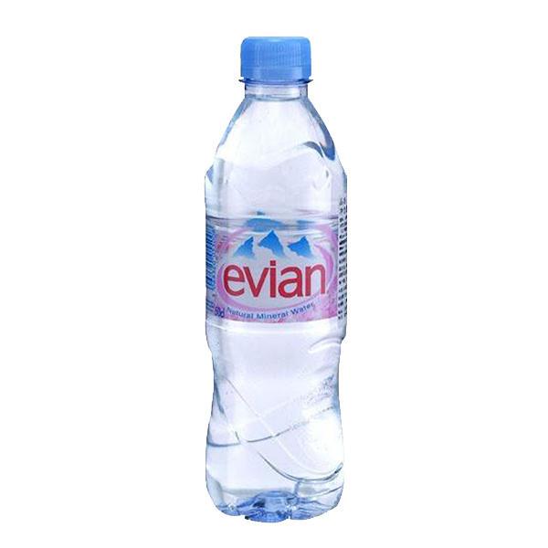 法国Evian依云天然矿泉水500ml