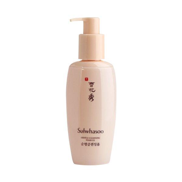 韩国雪花秀顺行柔和洁面泡沫200ml洗面奶 深层清洁 细腻清洁