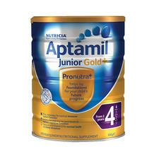 【2罐装】澳洲爱他美Aptamil爱他美金装4段 2周岁以上婴幼儿奶粉900g*2罐