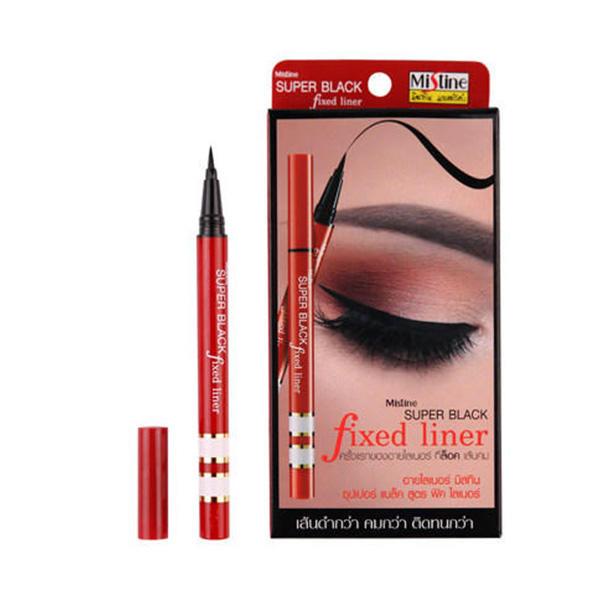 泰国mistine泰国原装浓黑眼线笔 红管