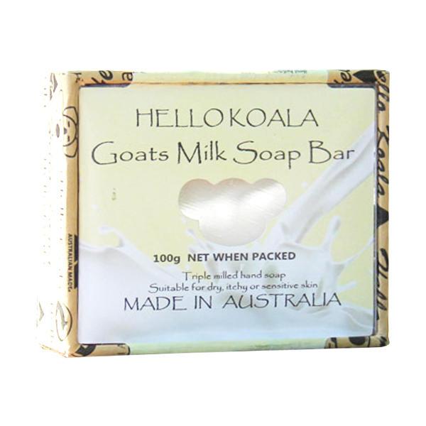 澳洲HELLO  KOALA羊奶手工皂100g