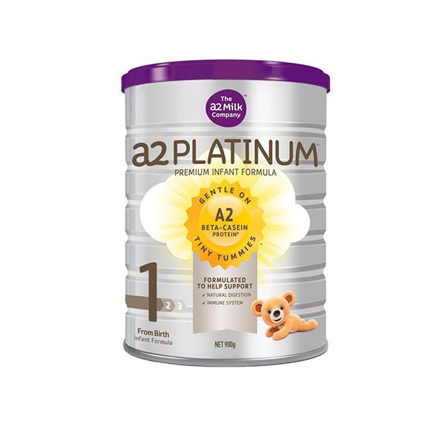 【澳洲直邮】澳洲a2白金系列婴儿奶粉1段900g 3罐