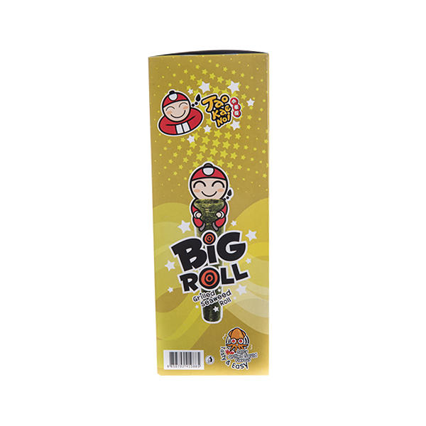 泰国小老板海苔32.4g(盒装)【鱿鱼味】