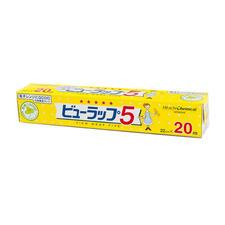 日本日立纬美5层耐高温保鲜膜22cm*20m【2022.05.25到期】