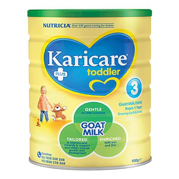 【澳洲直邮】新西兰原装可瑞康羊奶粉3段900g(3罐/6罐起订) 3罐