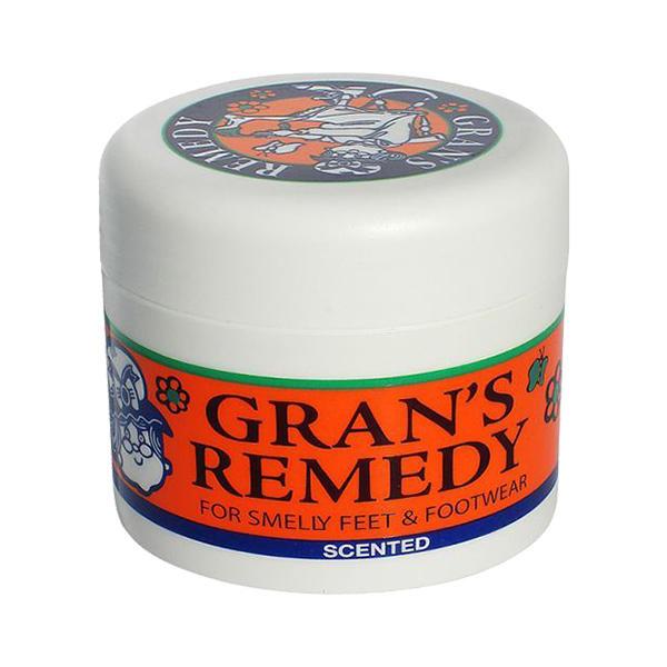 澳洲Gran'sRemedy老奶奶臭脚粉-橙色微香50g