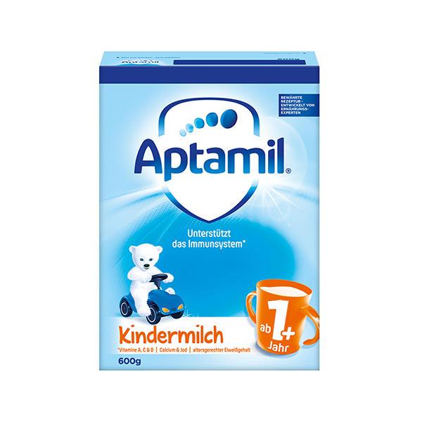 【2罐装】德国爱他美成长1+段 1-2周岁婴幼儿配方奶粉600g*2盒(新老包装随机发货)