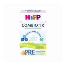 【2罐装】德国Hipp喜宝益生菌幼儿配方奶粉Pre段 0-6个月宝宝奶粉600g*2盒