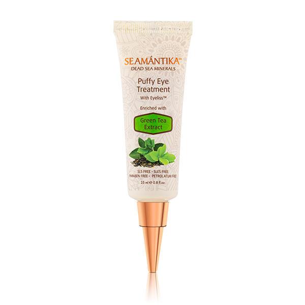 以色列Seamantika浮肿眼部护理霜-绿茶提取物25ml
