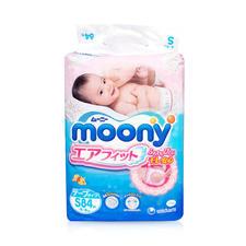 日本尤妮佳Moony纸尿裤尿不湿S84