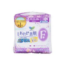 日本花王F系列日用卫生巾25cm17片