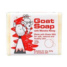 澳洲Goatsoap纯天然蜂蜜皂羊奶蜂蜜皂100g
