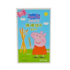 中国小猪佩奇棒棒饼48g 蔬菜味